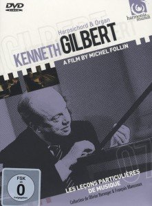 Kenneth Gilbert-Harpsichord &