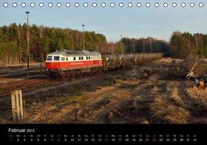 Einsätze der Ludmilla in der Oberlausitz (Tischkalender 2015 DIN