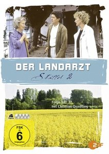 Der Landarzt Staffel 2 (Amaray)
