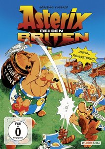 Asterix bei den Briten / Digital Remastered