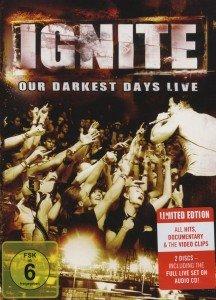 Our Darkest Day Live (Ltd.Edt. Digipack)