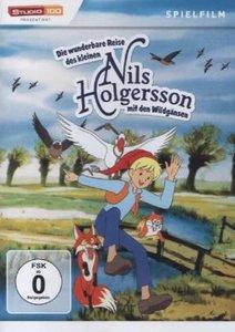 Die wunderbare Reise des kleinen Nils Holgersson mit den Wildgän