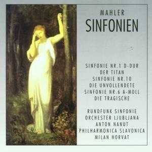 Mahler,Gustav-Die Sinfonien