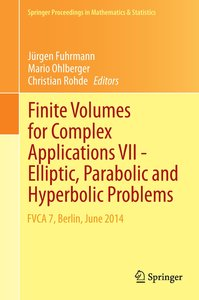 Finite Volumes for Complex Applications VII-Elliptic, Parabolic