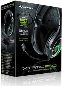 Sharkoon X-Tatic Pro - Gaming-Stereo-Headset
