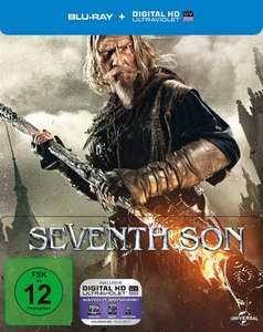 Seventh Son - Blu-Ray - Limited Steelbook
