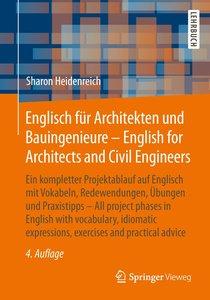 Englisch für Architekten und Bauingenieure - English for Archite