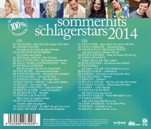 Sommerhits Der Schlagerstars 2014