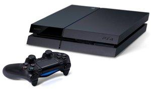 PlayStation 4 Konsole 500 GB - Schwarz