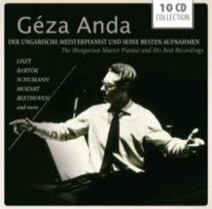 Geza Anda-Meisterpianist & seine besten Aufnahmen