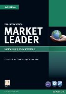 Market Leader. Pre-Intermediate Coursebook (with DVD-ROM incl. C