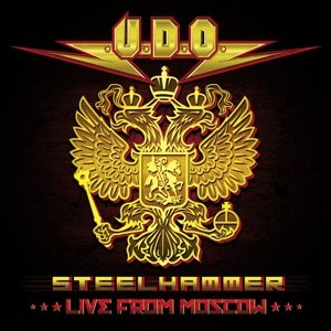 Steelhammer-Live From Moscow (Ltd.Tricolored Ga