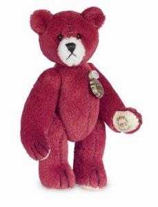 Teddy Hermann 15394 - Teddy rot, 6 cm
