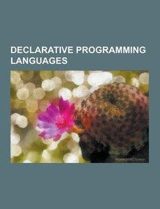 Declarative programming languages