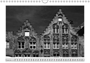 Brügge - Flandrisches Kleinod (Wandkalender 2016 DIN A4 quer)