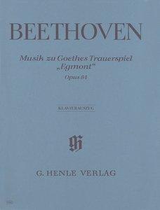 """Musik zu J.W. v. Goethes Trauerspiel \""""Egmont\"""" op. 84"""