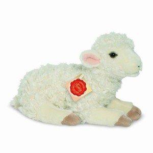 Teddy Hermann 934257 - Lamm liegend, 25 cm