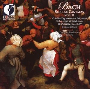 Secular Cantatas II