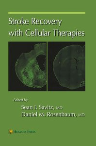 Stroke Recovery with Cellular Therapies