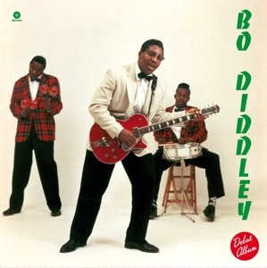 Bo Diddley (Debut Album)+2 Bonus Tracks