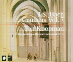 Complete Bach Cantatas Vol.7