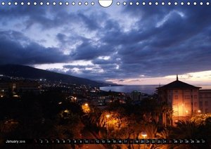 Tenerife - Spain (Wall Calendar 2015 DIN A4 Landscape)