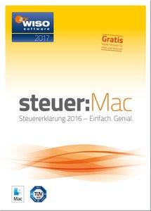 WISO steuer:Mac 2017 (Steuerjahr 2016)