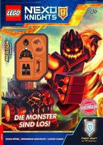 LEGO® NEXO KNIGHTS(TM) Die Monster sind los!
