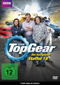 Top Gear: Die komplette Staffel 18
