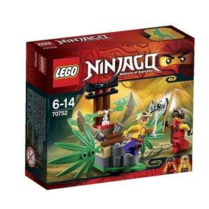 LEGO® 70752 - Ninjago Dschungelfalle