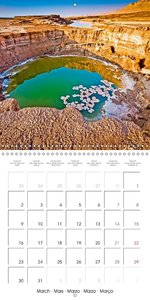 Israel: Between tradition and modernity (Wall Calendar 2015 300