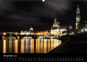 Dresden Altstadt (Wandkalender 2016 DIN A2 quer)