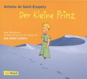Der Kleine Prinz. Buch und CD