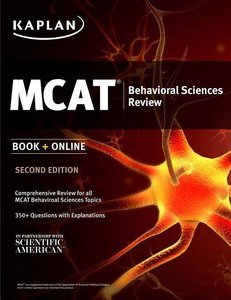 MCAT BEHAVIORAL SCIENCES REVIEW 2016