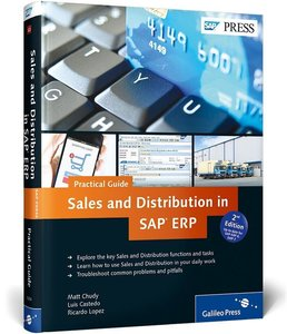 Sales and Distribution in SAP ERP-Practical Guide