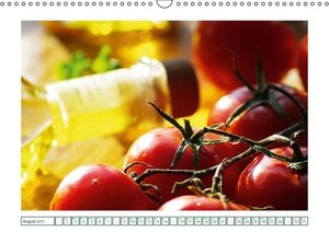 Easy Kitchen / UK-Version (Wall Calendar 2015 DIN A3 Landscape)