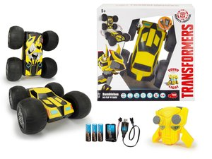 RC Flip 'N' Race Bumblebee RT