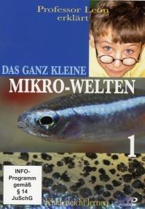 Mikro-Welten 1,Amöben,Insekten,Fische