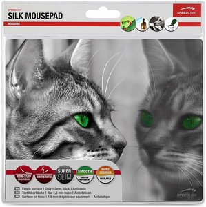 Speedlink SL-6242-P09 SILK Mousepad, Cat