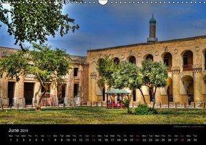 Iraq Monuments 2015 (Wall Calendar 2015 DIN A3 Landscape)