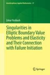 Singularities in Elliptic Boundary Value Problems and Elasticity