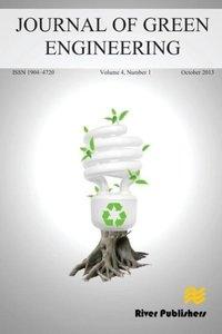 JOURNAL OF GREEN ENGINEERING Volume 4, No. 1