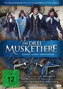 Die Drei Musketiere - Kampf, Liebe, Abenteuer