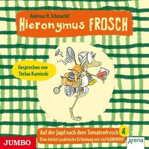 Hieronymus Frosch.Jagd Nach Dem Tomatenfrosch...