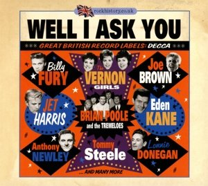 Well I Ask You-Great British Record Labels:Decca