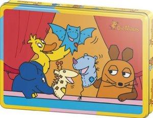 Schmidt Spiele 55543 - Die Maus: Puppentheater