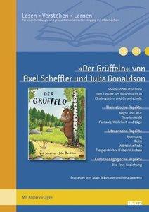 »Der Grüffelo« von Axel Scheffler und Julia Donaldson