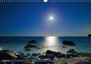Wundersames Licht des Mondes (Wandkalender 2016 DIN A3 quer)