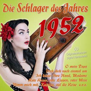 Die Schlager Des Jahres 1952