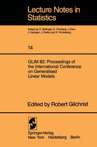 GLIM 82: Proceedings of the International Conference on Generali